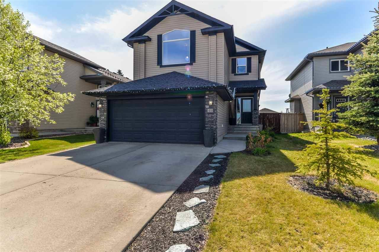 House for sale at 49 Hartwick Gt Spruce Grove Alberta - MLS: E4192419