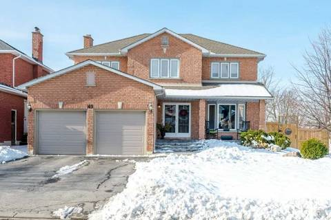 House for sale at 49 Headlands Cres Whitby Ontario - MLS: E4691489