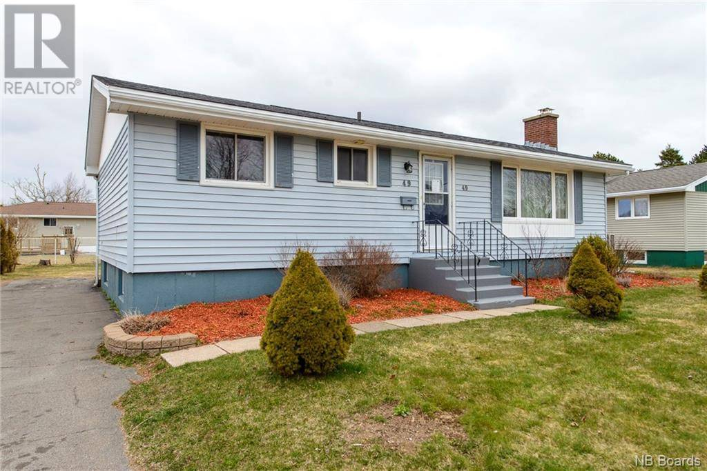 House for sale at 49 Ian St Saint John New Brunswick - MLS: NB042382