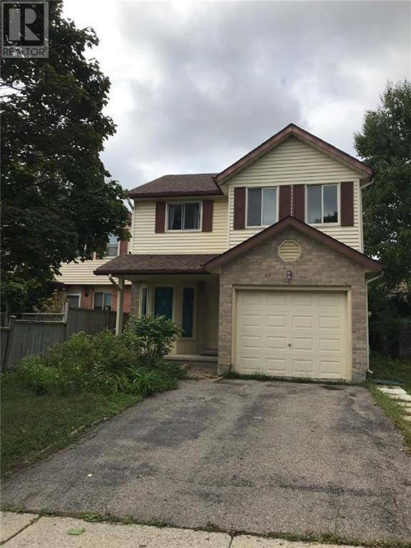 House for sale at 49 Ironwood Rd Guelph Ontario - MLS: 30797460