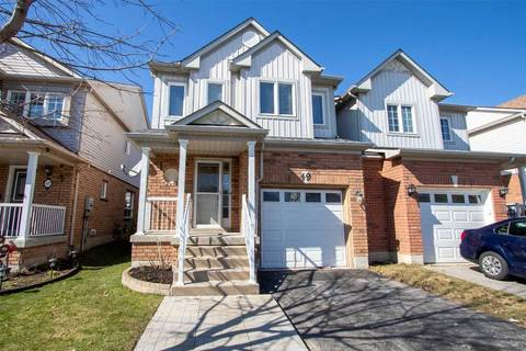 House for sale at 49 Juneau Cres Whitby Ontario - MLS: E4736850