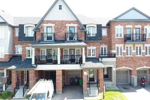 Townhouse for sale at 49 Kayak Hts Brampton Ontario - MLS: W4535957