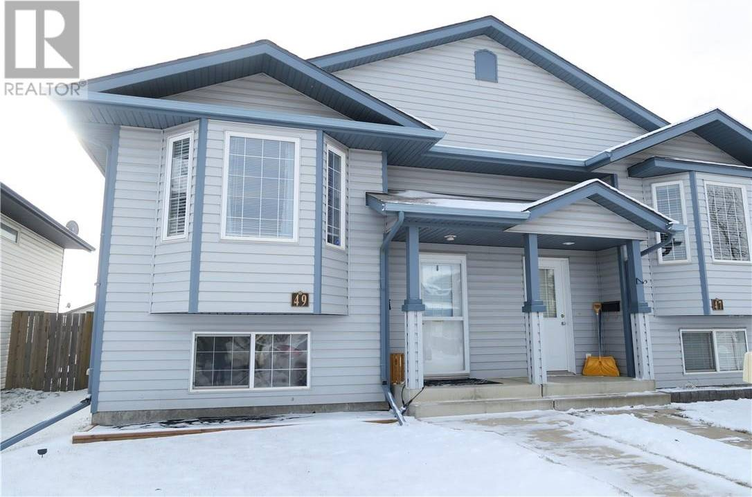 Townhouse for sale at 49 Keen Cres Red Deer Alberta - MLS: ca0177806