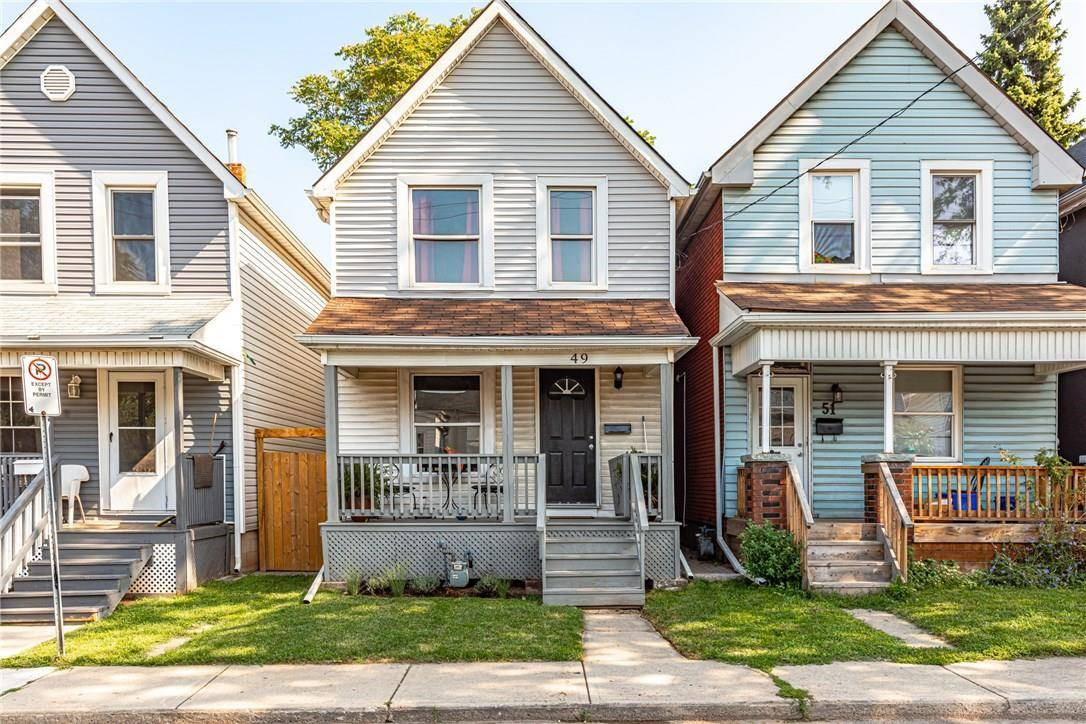 House for sale at 49 Keith St Hamilton Ontario - MLS: H4061504