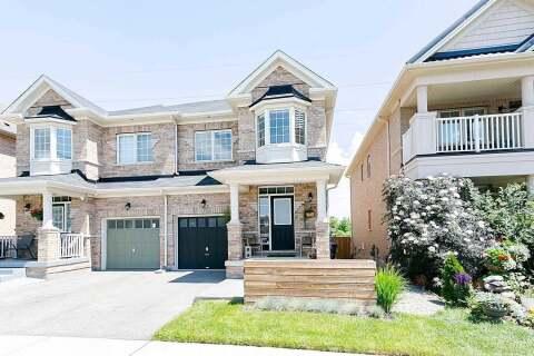 Townhouse for sale at 49 Kimborough Hllw Brampton Ontario - MLS: W4822313