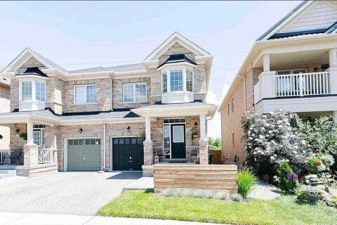 Townhouse for rent at 49 Kimborough Hllw Brampton Ontario - MLS: W5054046