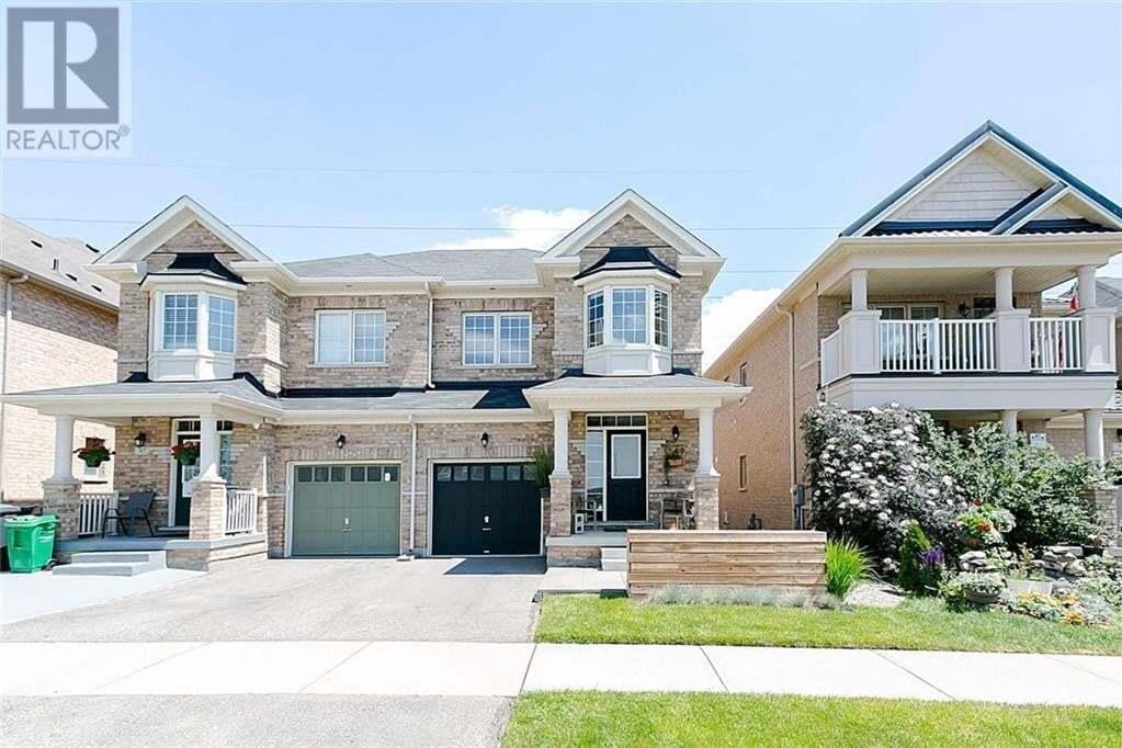 House for sale at 49 Kimborough Hollow Brampton Ontario - MLS: 30820748