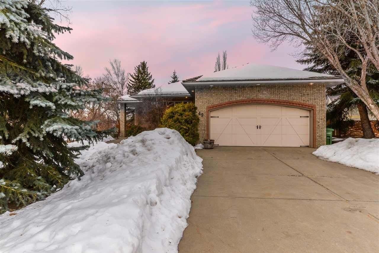 House for sale at 49 Kingswood Dr St. Albert Alberta - MLS: E4193001