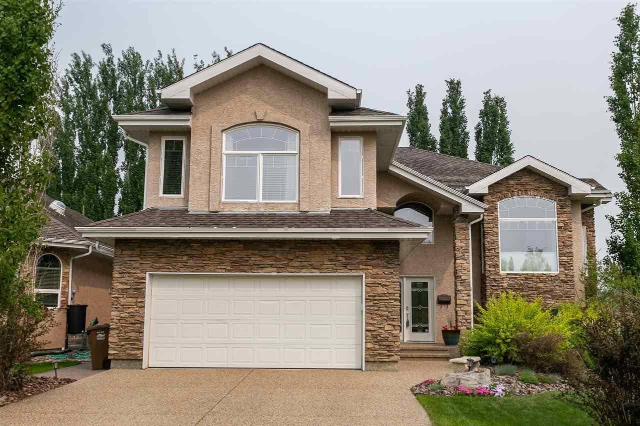 House for sale at 49 Lauralcrest Pl St. Albert Alberta - MLS: E4172053