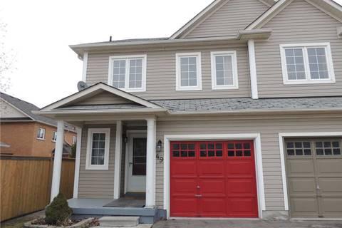 Townhouse for sale at 49 Laurendale Ave Georgina Ontario - MLS: N4382386