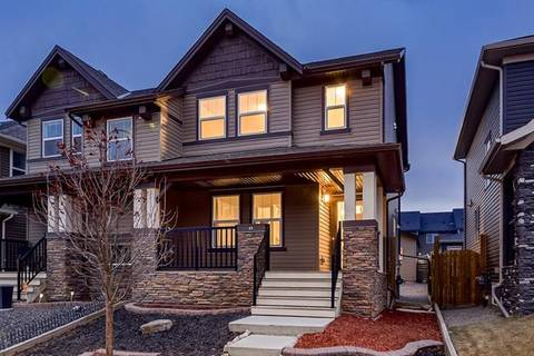 Townhouse for sale at 49 Legacy Me Southeast Calgary Alberta - MLS: C4225776