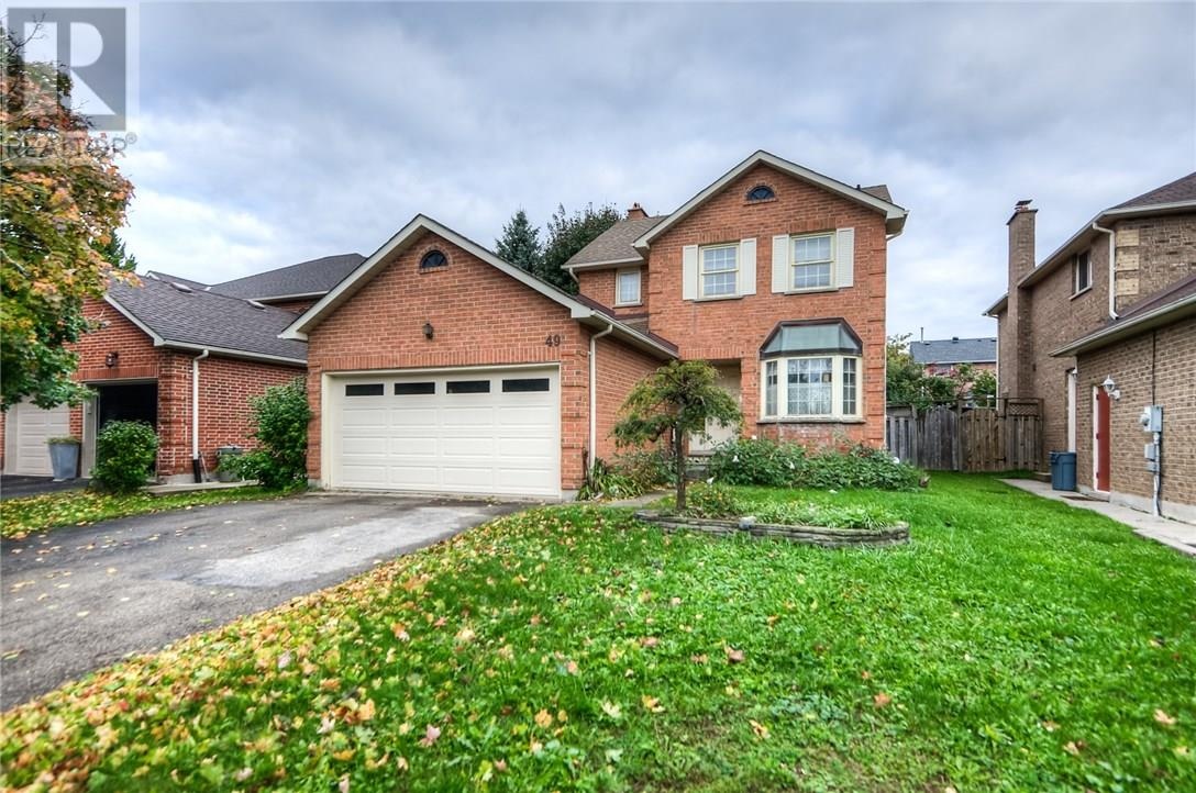 Removed: 49 Legault Crescent, Cambridge, ON - Removed on 2018-10-24 05:39:21