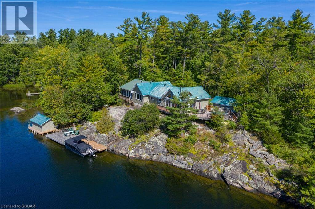 House for sale at 49 Little Chute Landing Rd Georgian Bay Twp Ontario - MLS: 218675