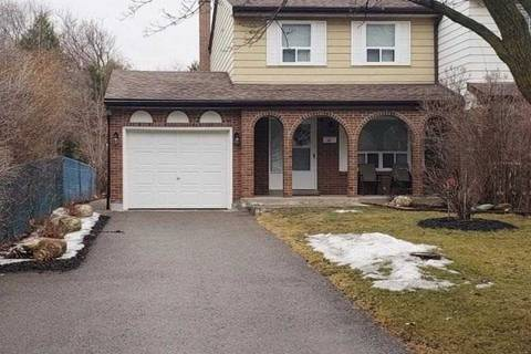 Townhouse for sale at 49 Longbourne Cres Brampton Ontario - MLS: W4390017