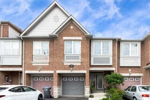 Townhouse for sale at 49 Lorenzo Circ Brampton Ontario - MLS: W4859401