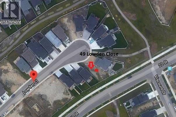 Home for sale at 49 Lowden Cs Red Deer Alberta - MLS: ca0186180