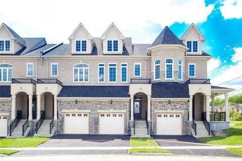 Townhouse for sale at 49 Maffey Cres Richmond Hill Ontario - MLS: N4498246