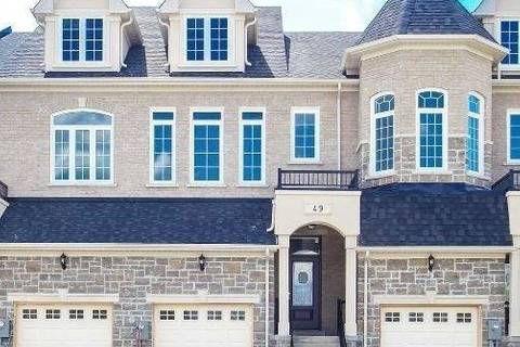 Townhouse for sale at 49 Maffey Cres Richmond Hill Ontario - MLS: N4607471