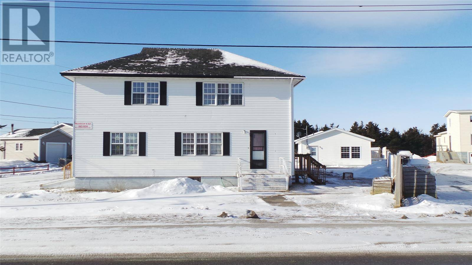 Townhouse for sale at 49 Main St Stephenville Crossing Newfoundland - MLS: 1192891