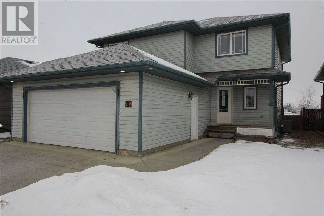 Removed: 49 Mann Drive, Penhold, AB - Removed on 2019-01-29 04:39:11