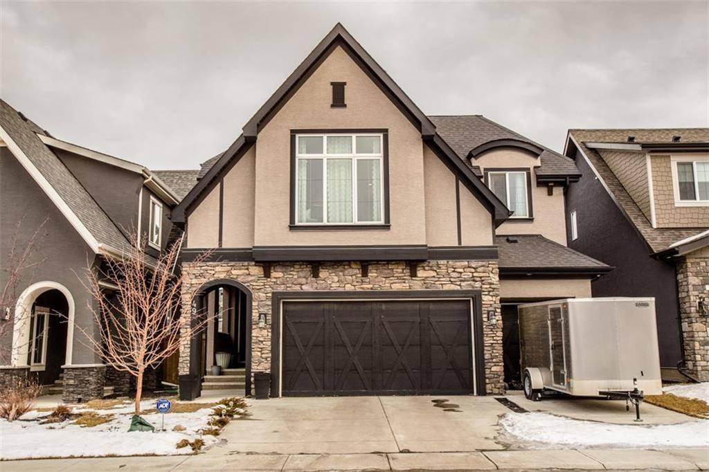 House for sale at 49 Masters Landng Se Mahogany, Calgary Alberta - MLS: C4222660
