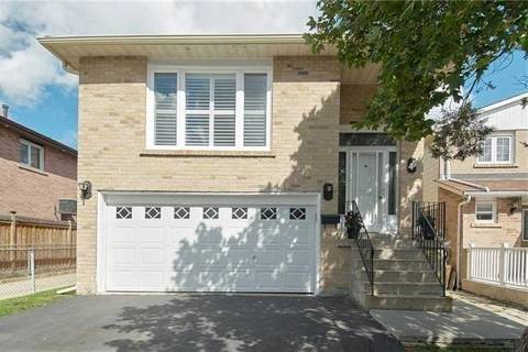 House for sale at 49 Mercedes Dr Toronto Ontario - MLS: W4512578