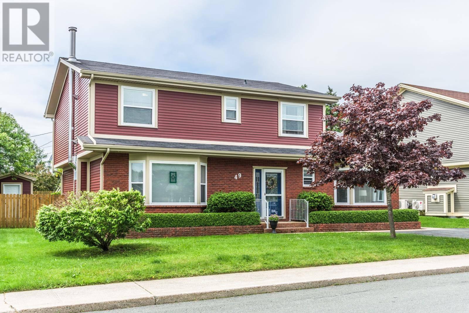 House for sale at 49 Mountbatten Dr St. John's Newfoundland - MLS: 1207332