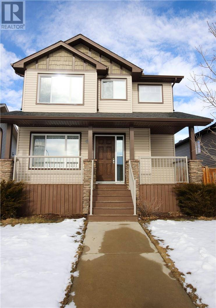 House for sale at 49 Mt Sundance Rd W Lethbridge Alberta - MLS: ld0189009