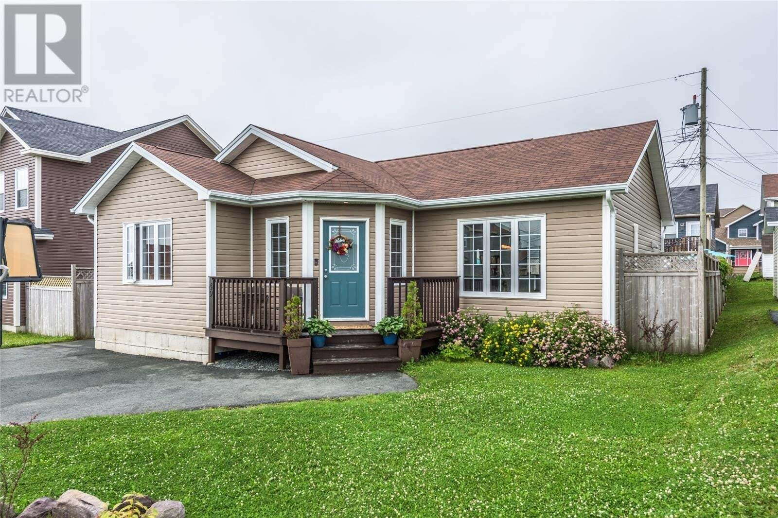 House for sale at 49 Mullingar Dr Paradise Newfoundland - MLS: 1218509