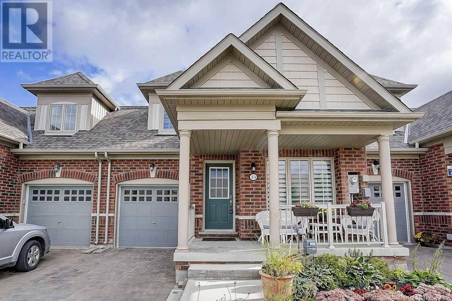 Townhouse for sale at 49 Muzzo Dr Brampton Ontario - MLS: W4613837