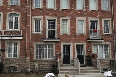 Townhouse for sale at 49 Odoardo Di Santo Circ Toronto Ontario - MLS: W4671644