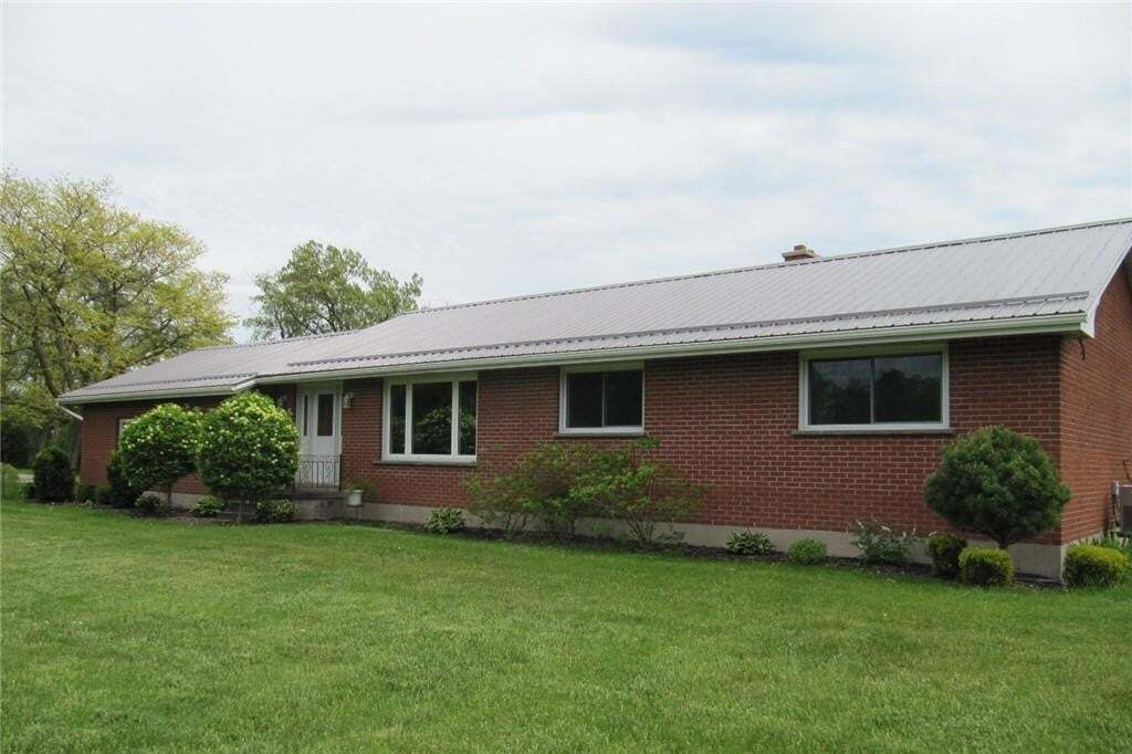 House for sale at 49 Old River Rd Dunnville Ontario - MLS: H4073907