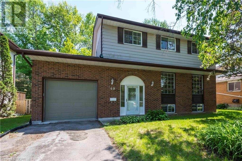 House for sale at 49 O'neil Cres Quinte West Ontario - MLS: 263660