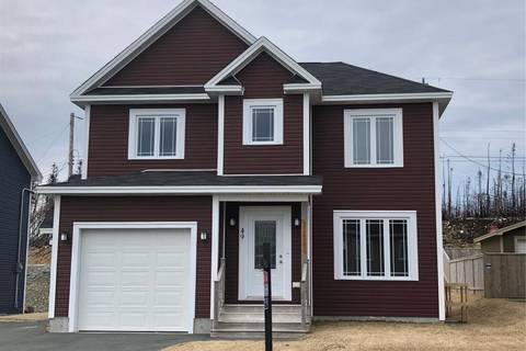 House for sale at 49 Orlando Pl St. John's Newfoundland - MLS: 1193691