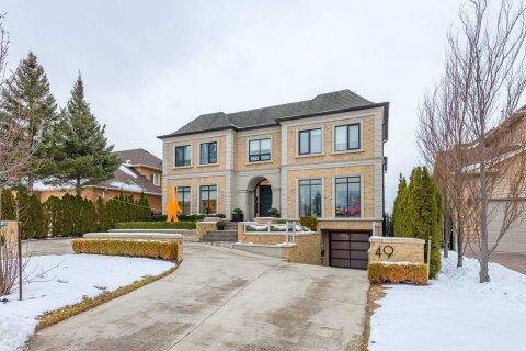 House for sale at 49 Orr Ave Vaughan Ontario - MLS: N5084148