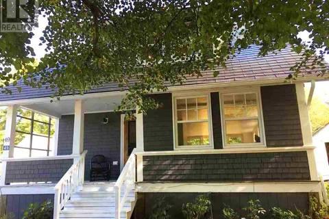 House for sale at 49 Park St Liverpool Nova Scotia - MLS: 201910447