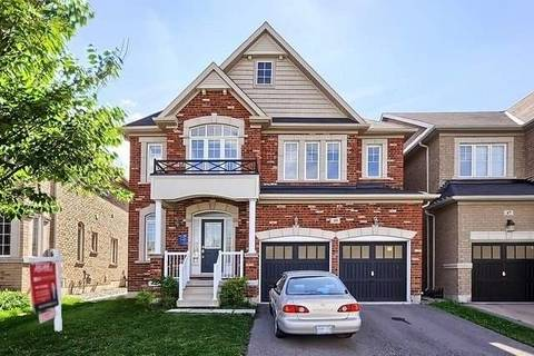 House for sale at 49 Pelister Dr Markham Ontario - MLS: N4481644