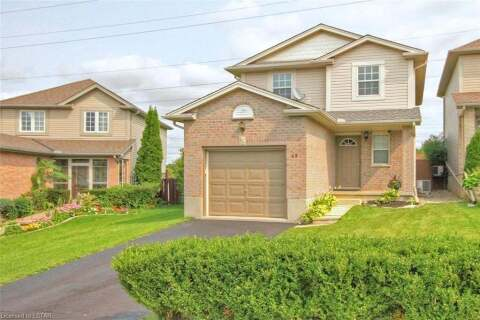 House for sale at 49 Phair Cres London Ontario - MLS: 40022064