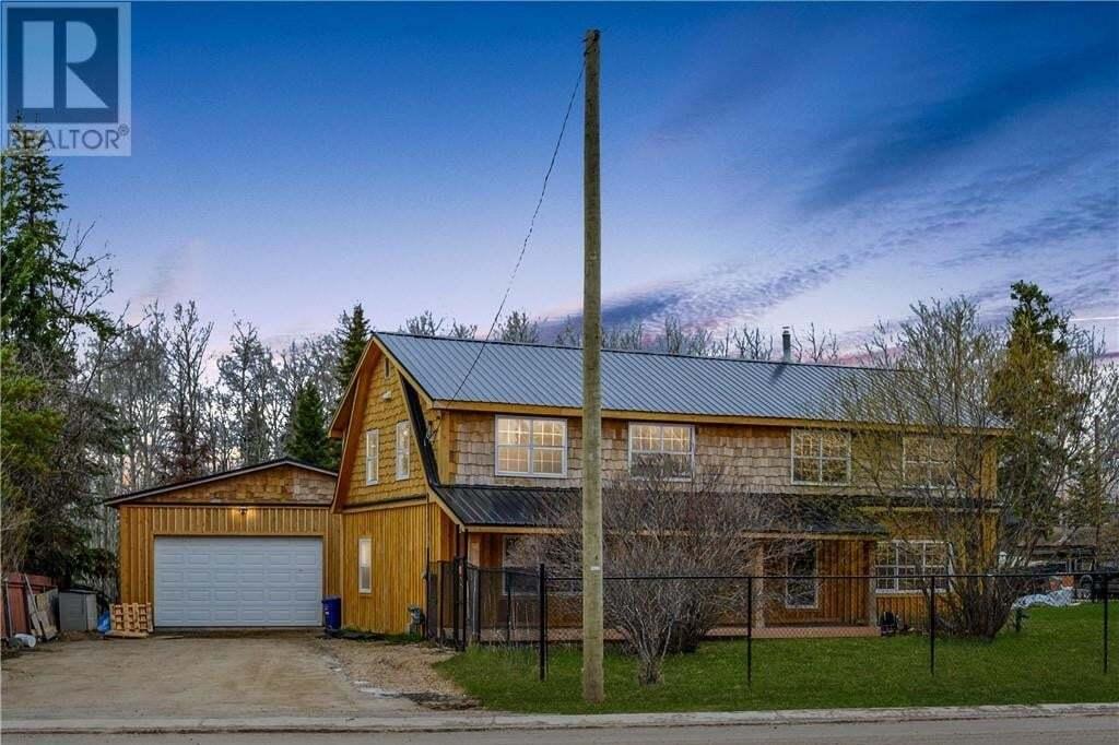 House for sale at 49 Poplar Cres Gregoire Lake Estates Alberta - MLS: FM0166130