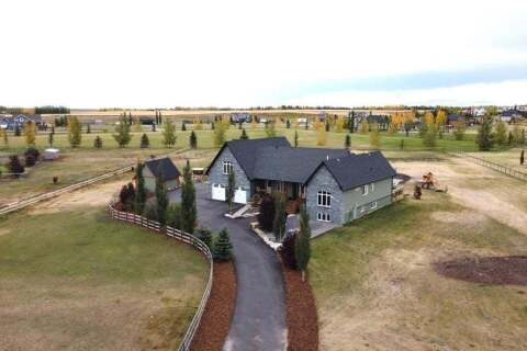 House for sale at 49 Ravencrest Dr Rural Foothills County Alberta - MLS: A1037124