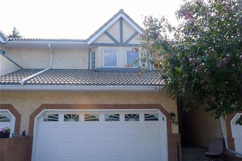 Townhouse for sale at 49 Richelieu Ct Southwest Calgary Alberta - MLS: C4244685