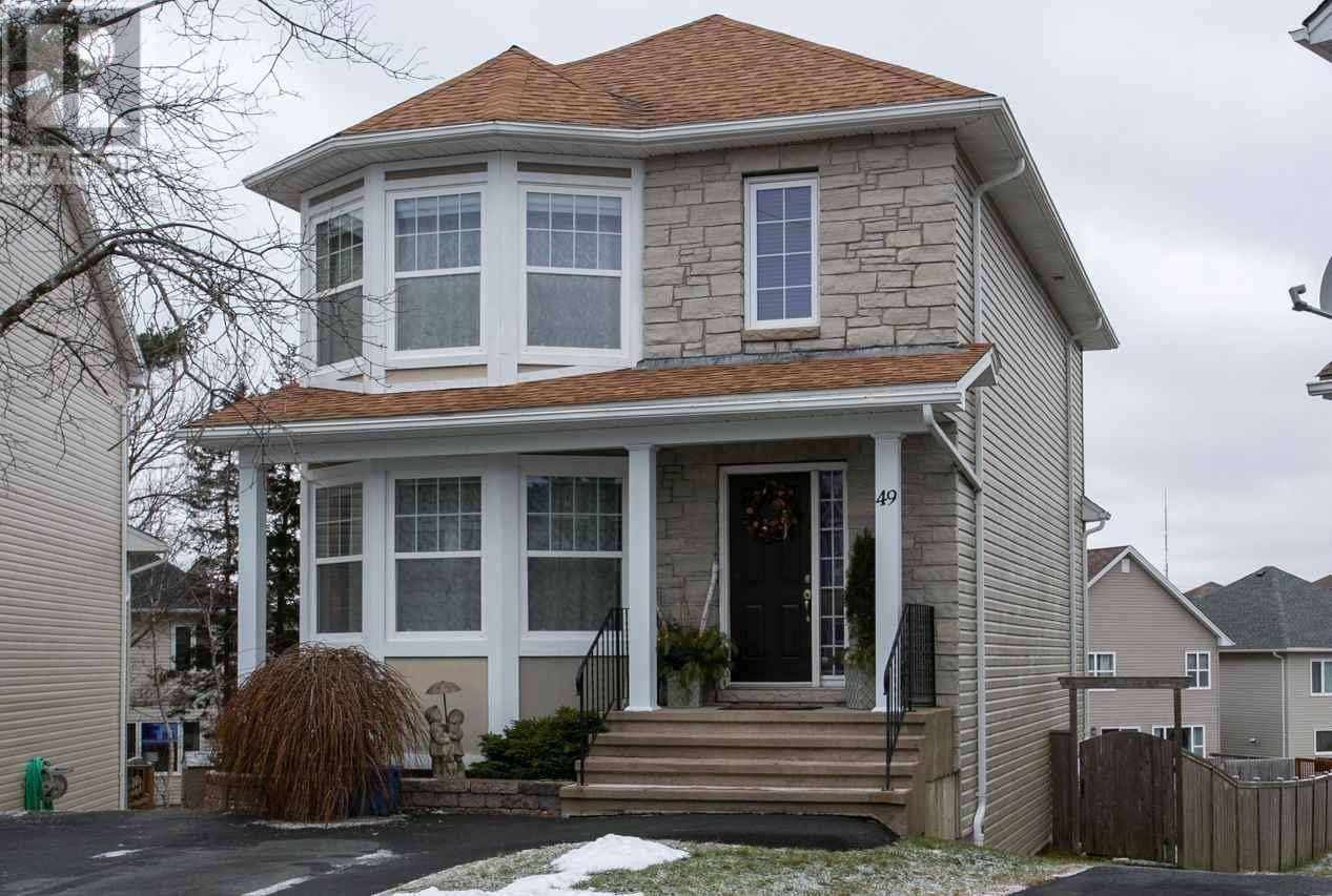 House for sale at 49 Ridgestone Ct Halifax Nova Scotia - MLS: 202001241