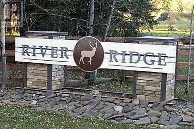 Residential property for sale at 49 River Ridge Estates Edson Rural Alberta - MLS: 52575