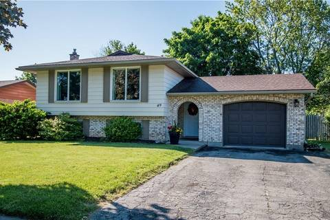 House for sale at 49 Rolling Acres Dr Welland Ontario - MLS: 30743344