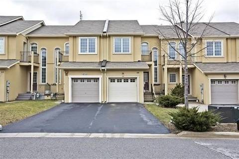 Townhouse for rent at 49 Romance Dr Richmond Hill Ontario - MLS: N4559868