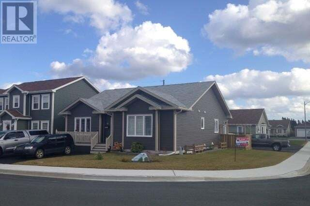 House for sale at 49 Rose Abbey St St. John's Newfoundland - MLS: 1219092
