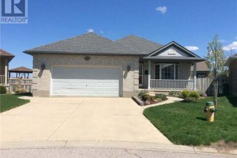 House for sale at 49 Rosethorn Ct St. Thomas Ontario - MLS: 263699