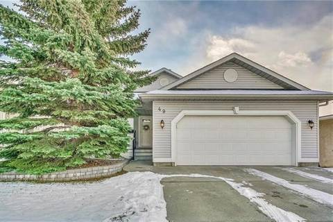 House for sale at 49 Scripps Landng Northwest Calgary Alberta - MLS: C4290039
