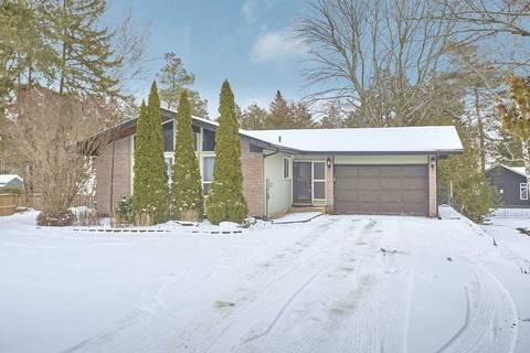 House for sale at 49 Shelswell Blvd Oro-medonte Ontario - MLS: S4667377