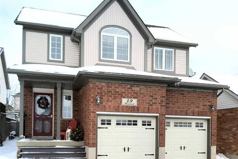 House for sale at 49 Sherwood St Orangeville Ontario - MLS: W4684074